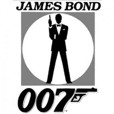 007剪影矢量图