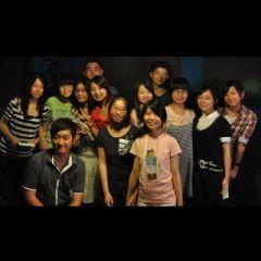 南京外国语学校高三六班