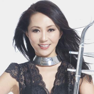 歌手程琳的素颜照